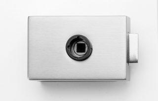 Ključavnica Medio za vrata steklena