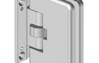 Avtomatska spona za steklena vrata